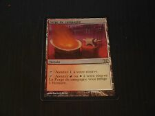 MTG MAGIC 10EDT BATTLEFIELD FORGE (FRENCH FORGE DE CAMPAGNE) NM FOIL