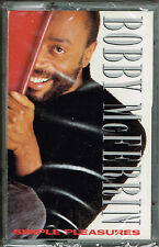 Simple Pleasures by Bobby McFerrin (Cassette) BRAND NEW FACTORY SEALED