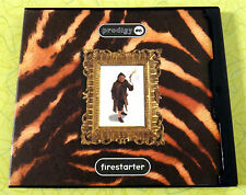 Firestarter [Single] by The Prodigy ~ Music CD ~ Rare 90s Dance & Electronica