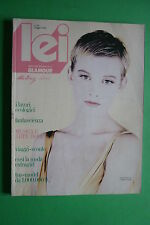 LEI GLAMOUR MAGGIO 107/1986 BEATRICE DALLE RAE DOWN CHONG CLAIRE RINGROSE