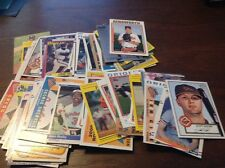 100 different Baltimore Orioles cards Ainsworth to Zaun 1980's - today NM-mint