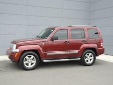 Jeep: Liberty 4X4 4dr Limi