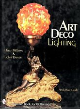 Art Deco Lighting, Herb Millman & John Dwyer, Schiffer Books 2001