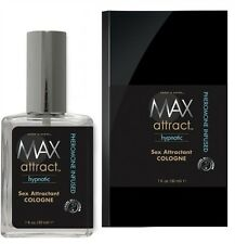 MAX 4 MEN ATTRACT HYPNOTIC PHEROMONE COLOGNE ADULT ENHANCER MALE