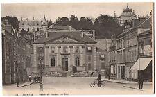 CPA 28 - DREUX (Eure et Loir) - 55. Palais de Justice - LL (petite animation)