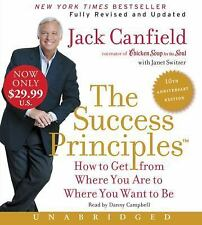 The Success Principles(TM) - 10th Anniversary Edition Low Price CD : How to...