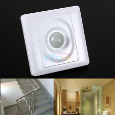 Saving Energy Infrared Sensor Movement Body Motion Automatic On/Off Light Switch