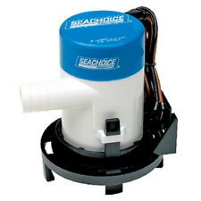 Universal 1,100 GPH Electric Submersible Bilge Pump - Fits Other Brand's Bases
