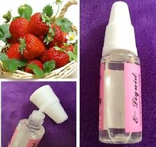 FD3470 E LIQUID E JUICE E SHISHA PEN REFILL OIL VAPOR 0 NICOTINE Strawberry ^