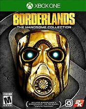 Borderlands: The Handsome Collection (Microsoft Xbox One, 2015) BRAND NEW SEALED