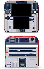 316 Vinyl Decal Cover Protector Skin Sticker for Nintendo 2DS