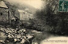 LAVANDIERES - Environs de St Brieuc - Les Bords du Gouet - Village de Tossmontag