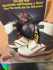 Alien Stomper Hi Reebok - SZ:10 - Limited - Alien Sneakers Alien Movie, Air mags