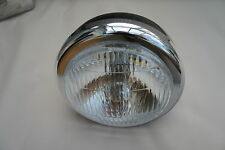 NEW HEADLIGHT FOR HONDA  CD125 CD185  BENLEY CD200T H100 CB100 N