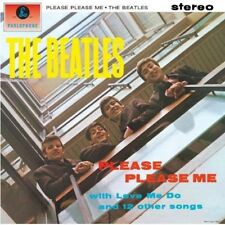 The Beatles PLEASE PLEASE ME 180g STEREO Remastered NEW SEALED VINYL LP
