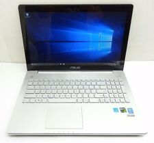 "Asus N550JK-DS71T 15.6"" Touchscreen Intel i7-4710HQ 2.5Ghz 16GB 256GB SSD GTX850"
