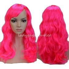 Outre Sexy Women Cosplay Hair Wig Long Straight Curly Wavy Anime Party Full Wigs