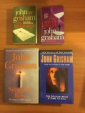 John Grisham Bundle of 2 novels Inc 2 Brand New - 2 have been made into movies!