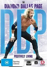 WWE: Diamond Dallas Page - Positively Living NEW R4 DVD