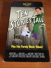 Ten Stories Tall (VHS) Mark Lowry...67
