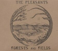 THE PLEASANTS - FOREST AND FIELDS  CD NEU