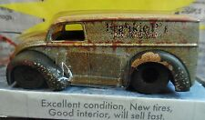 JADA DIV CRUISER PANEL DELIVERY VAN FOR SALE JUNKYARD PROJECT COLLECTIBLE CAR