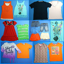 15 Piece Lot of Nice Clean Girls Size 10 Spring Summer Everyday Clothes ss228