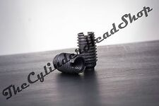 PAIR OF NEW FORD SMOG THERMACTOR CYLINDER HEAD PLUGS 5.0 / 5.8 -  302 / 351