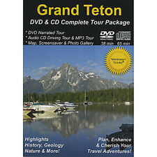 Grand Teton National Park Tour - Waypoint Tours (2008, CD NEUF)