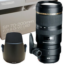Tamron SP A009 70-200mm F/2.8 VC Di AF USD Lens For Canon Warranty Free Express