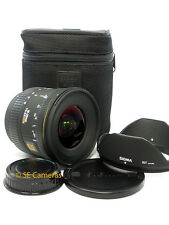 PENTAX k af fit SIGMA ex 10-20MM F4.0-5.6 DC ultra large dslr objectif zoom * excelnt *