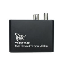 TBS5520SE Multi-standard Universal TV Tuner USB Box DVB-T2 and T2-Lite ISDB-T S2