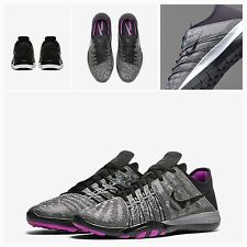 BNIB UK 5.5 | Womens Free TR Fit 6 Metallic Trainers Gym Running | 849805-002