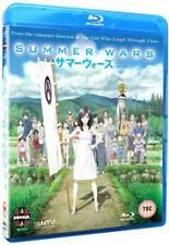 SUMMER WARS - BLU-RAY - REGION B UK