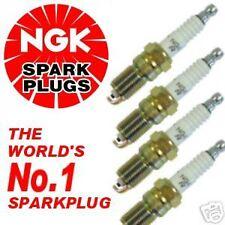 4 Candele NGK DR8ES-L Yamaha XJ600 XJ 600 1984-1991 (2923 Set Di 4)