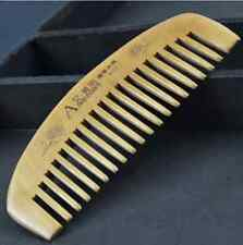 Natural Sandalwood Peach Wood Wide Tooth Comb Hair Care Health Care Sandal Wood