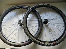 Schwalbe Racing Ralph HT / Geax / Chosen Tubular XC Race wheels 26in (1100)