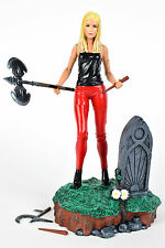 "Buffy The Vampire Slayer Series 2 Red Pants BUFFY 6"" Action Figure BTVS Moore"