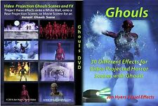 GHOULS, HALLOWEEN WINDOW PROJECTION DOWNLOAD 2016 JON HYERS