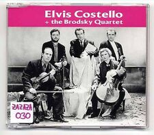 Elvis Costello & The Brodsky Quartet Maxi-CD I Almost Had A Weakness - PROMO