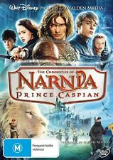 THE CHRONICLES OF NARNIA Prince Caspian DVD R4 New