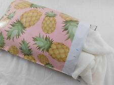 200 10x13 Designer Pineapple Mailer Poly Shipping Envelope Boutique Hawaiian Bag