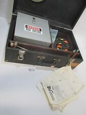 Associated Research Vibroground  263 4 Point Earth Resistivity Test Meter