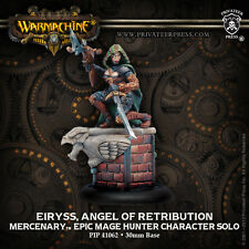 Warmachine BNIB - Mercenary Epic Eiryss, Angel of the Retribution