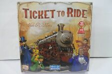 Days of Wonder Ticket To Ride Train Car Cars America Family Adventure Board Game