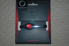 Authentic Power Balance Black Bracelet (Small)