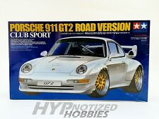 TAMIYA 1/24 Porsche GT2 Street Version PLASTIC MODEL KIT TAM24247