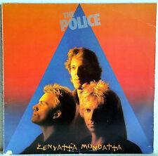 """12"""" Vinyl THE POLICE - Zenyatta Mondatta"""