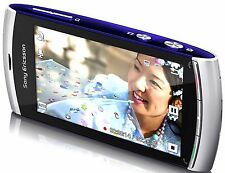 Sony Ericsson Vivaz,U5A,White Unlocked Quadband Gsm Full Touchscreen Cellphone