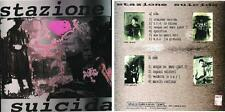 STAZIONE SUICIDA - LP 1998 - RARE ITALY GDHC punk DEMO from 1982 BCT tape MINT!